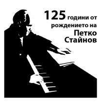 125 години от рождението на Петко Стайнов